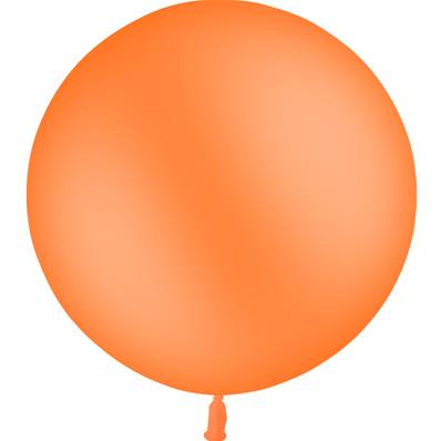 Ballon 2P Orange (60cm)