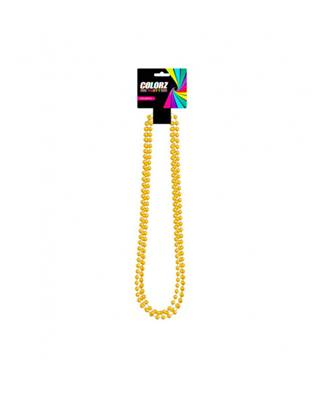 Collier Triple perle Or 49cm