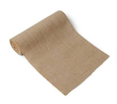 Chemin de table jute 30cm/5m